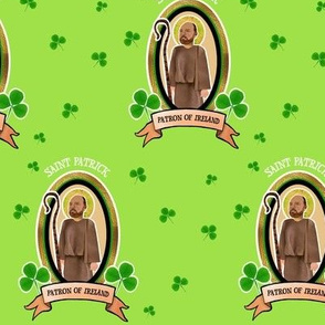 Saint Patrick Patron Saint of Ireland