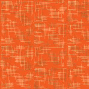 grassmat-esque in blood orange