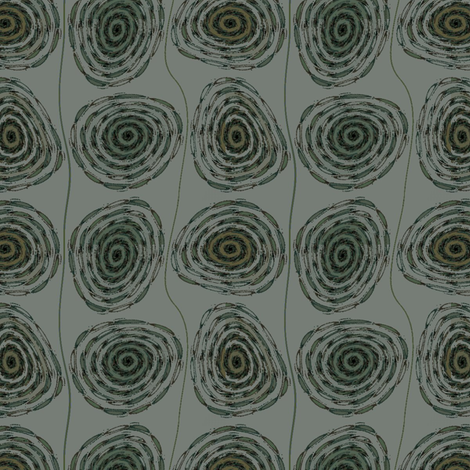 Petrific Gray fabric by david_kent_collections on Spoonflower - custom fabric