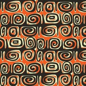 Absratciva, Matuku strip, molten lava