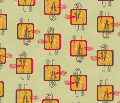 retrowhisk fabric by graphic-change on Spoonflower - custom fabric