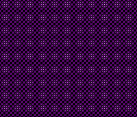 double dot over in plum fabric by glimmericks on Spoonflower - custom fabric