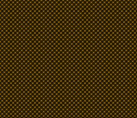 double dot over in chocolate caramel fabric by glimmericks on Spoonflower - custom fabric