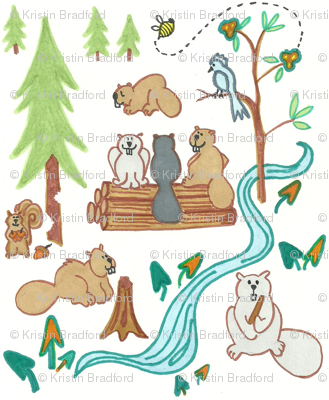 Lazy Beavers