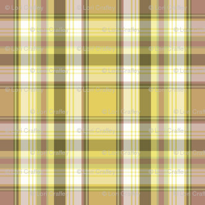 My Backyard Plaid
