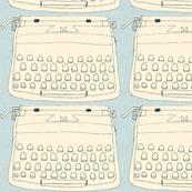 typewrite...