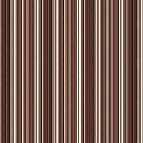 Chocolate Stripe