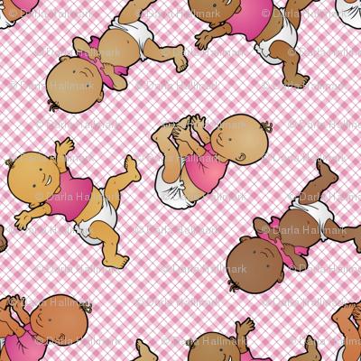 Doin' the Diaper Dance