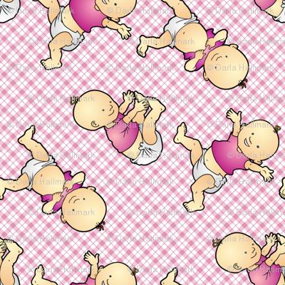 Diaper Dance!