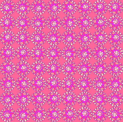 Julitha (Princess) fabric by bippidiiboppidii on Spoonflower - custom fabric
