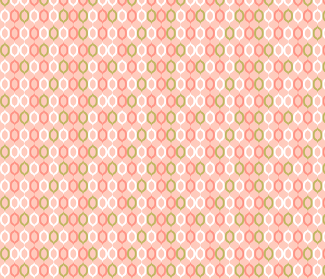 Ogees Pink Small fabric by alisontauber on Spoonflower - custom fabric
