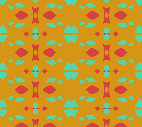 Singapore Sling 2 fabric by susaninparis on Spoonflower - custom fabric