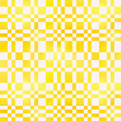 Sunshine Yellow Plaid