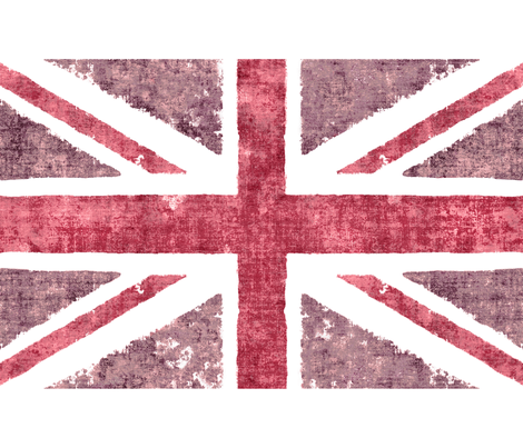 Union Jack - Antique fabric by kristopherk on Spoonflower - custom fabric