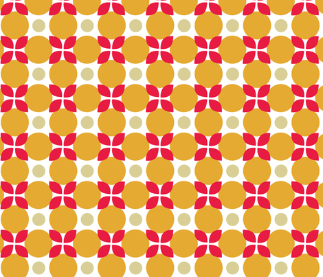 coordinating2 fabric by bora on Spoonflower - custom fabric