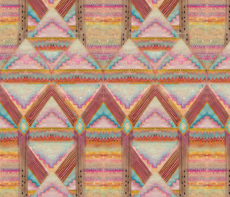 Early Morning Magic 1 fabric by ★lucy★santana★ on Spoonflower - custom fabric