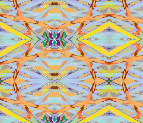 Aztec Watercolor-Multi