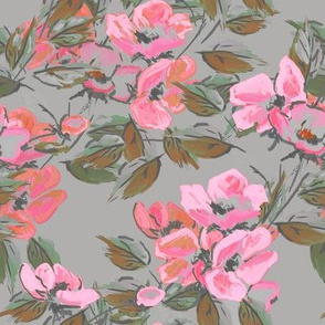 Rockabilly Rose pink