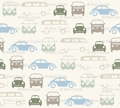 Campers & Beetles
