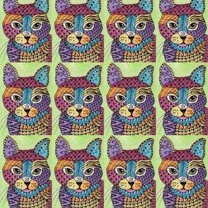 Doodle Cat 1