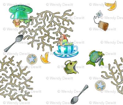 Mermaid Tea