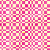 Raspberry Lemon Plaid