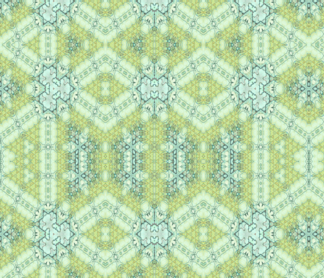 luna_moths-tristepped150 fabric by wren_leyland on Spoonflower - custom fabric