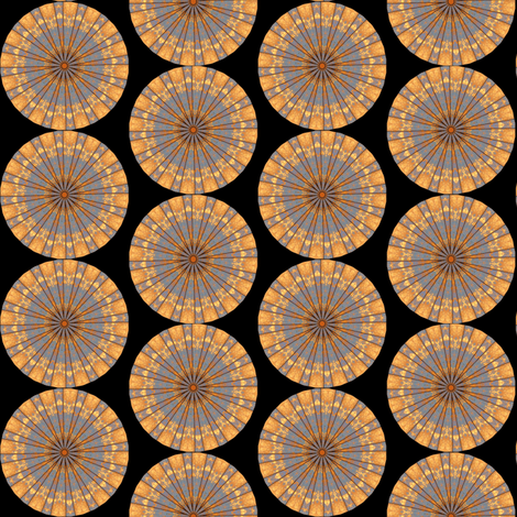 Soul Box 3 Mandala fabric by dovetail_designs on Spoonflower - custom fabric