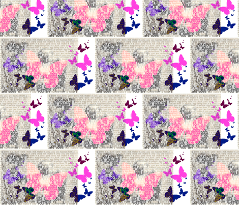 Fairy tale by E. van de Craats 2012 fabric by _vandecraats on Spoonflower - custom fabric