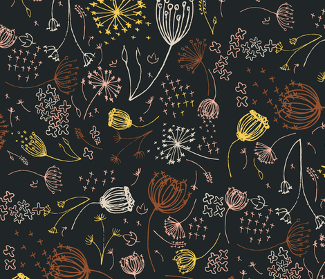 QueenyBIG fabric by daniellerenee on Spoonflower - custom fabric