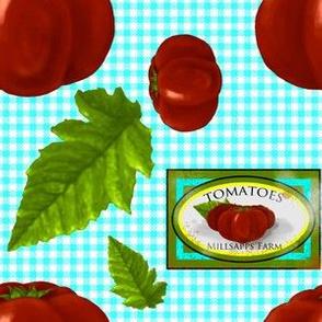 Tomato Market Sign