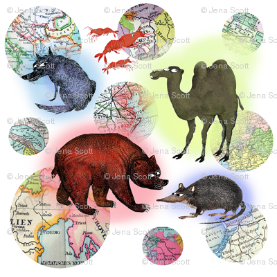 Globetrotting Bestiary