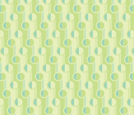 30's Zephyr-light color fabric by holly_helgeson on Spoonflower - custom fabric