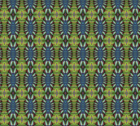 Masai Warrior fabric by rickchapman on Spoonflower - custom fabric