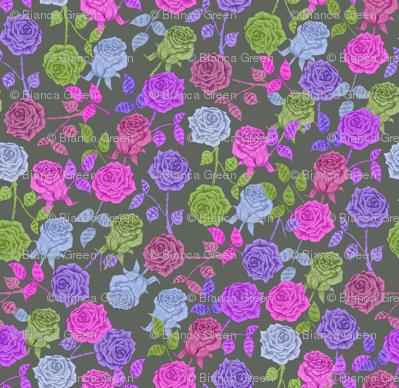 Roses (purple)