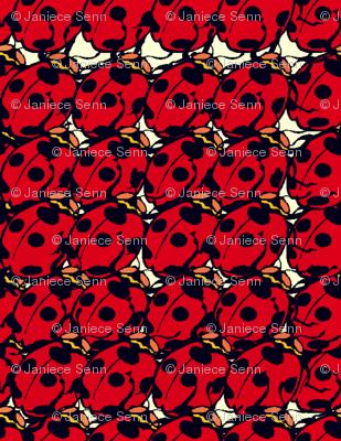 The ladybug Parade