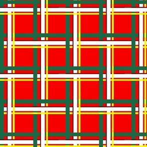 Ice Box Plaid - Scotch