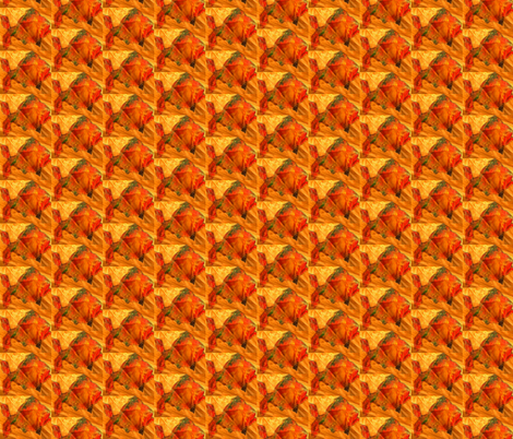 Gold Fish fabric by anniedeb on Spoonflower - custom fabric