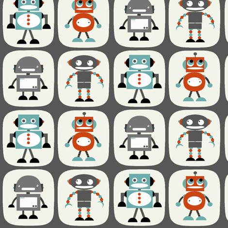 Robots in Grey