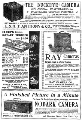 Newsprint Cameras