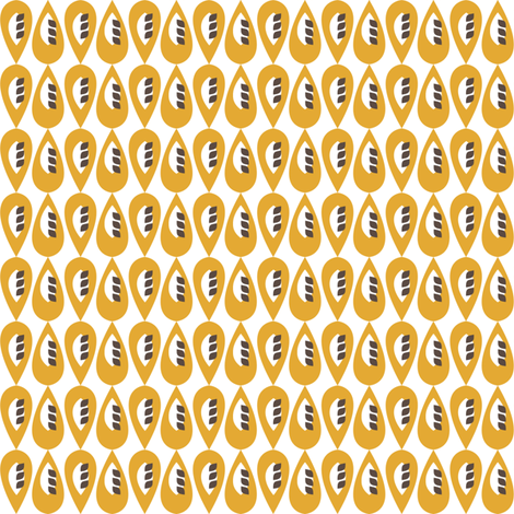seedy_pears fabric by meredithjean on Spoonflower - custom fabric