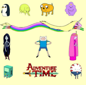 Adventure time yellow