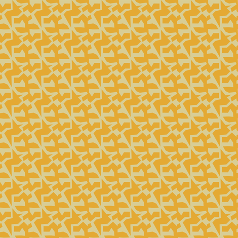 retro abstraction fabric by meredithjean on Spoonflower - custom fabric