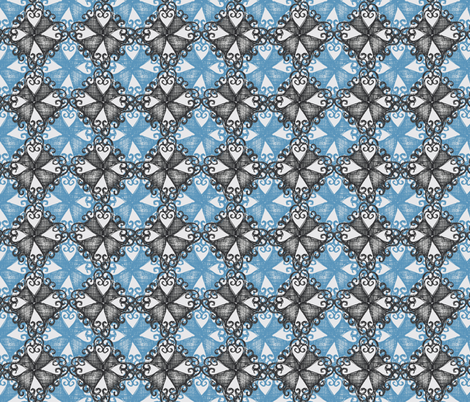 curliquat (small) fabric by bippidiiboppidii on Spoonflower - custom fabric