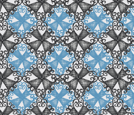 curliquat (large) fabric by bippidiiboppidii on Spoonflower - custom fabric