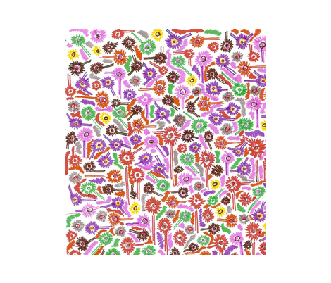drawing_2 fabric by whtevjenny on Spoonflower - custom fabric