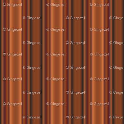 Warm Brown Stripes © Gingezel™ 2012