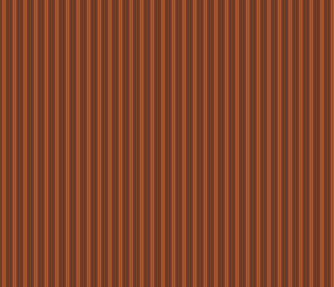 Warm Brown Stripes © Gingezel™ 2012 fabric by gingezel on Spoonflower - custom fabric