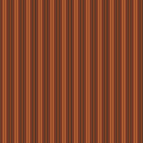 Warm Brown Stripes  fabric by gingezel on Spoonflower - custom fabric