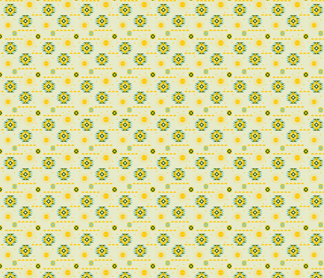southwest fabric by biteyourthumb on Spoonflower - custom fabric